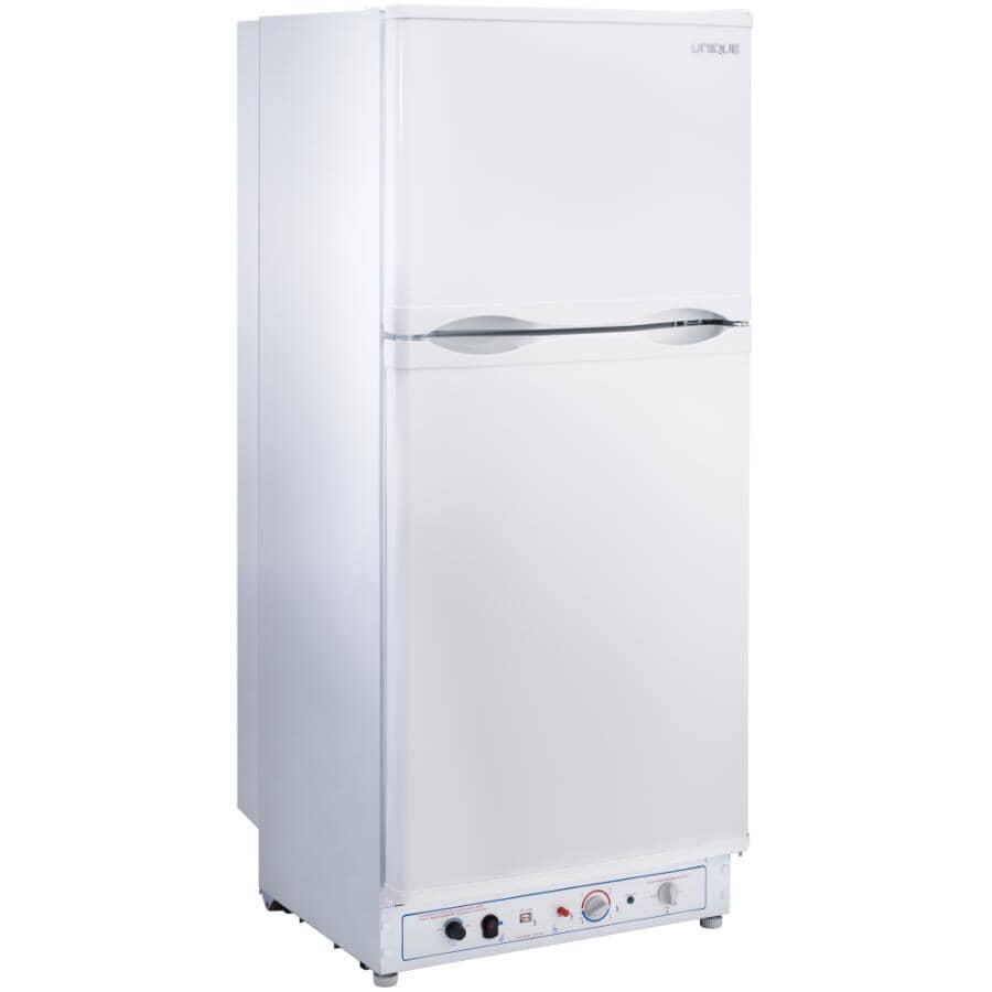 UNIQUE:6.4 cu. ft. Direct Vent Propane Refrigerator (UGP-6C DV W) - White