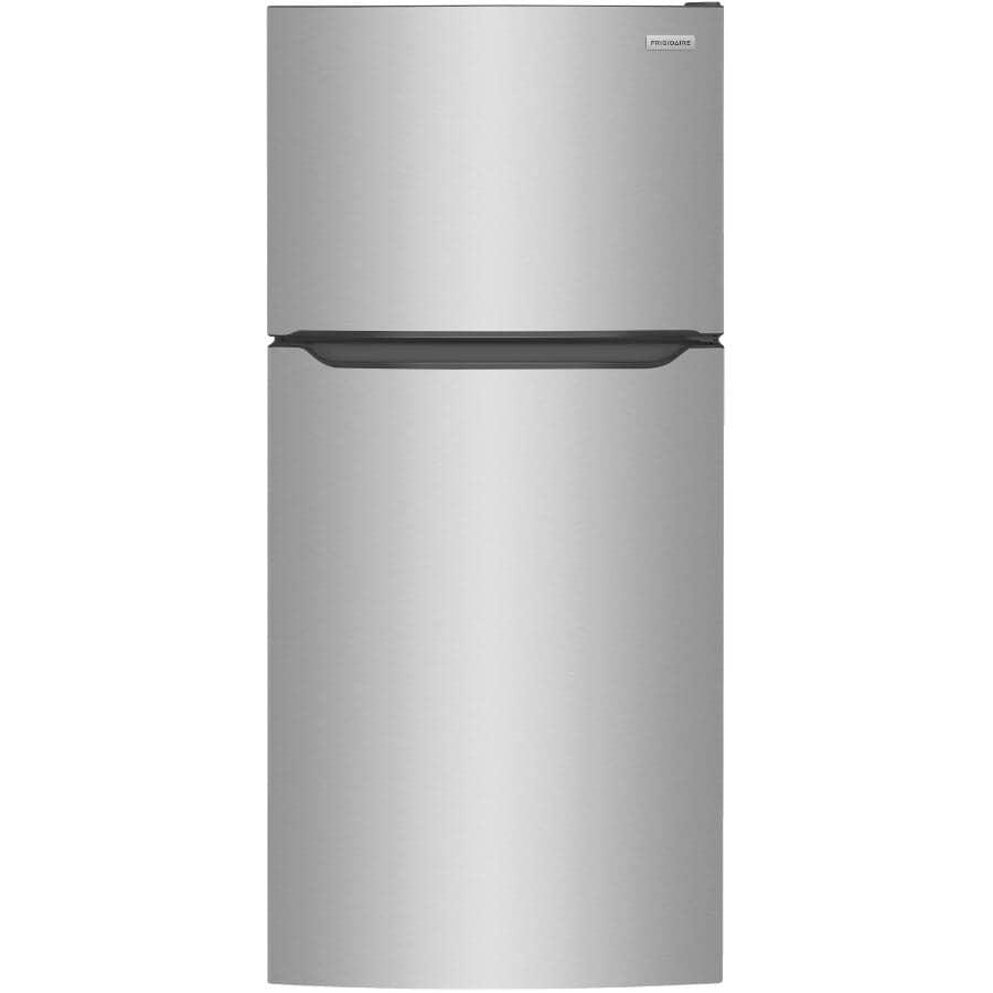 "FRIGIDAIRE:30"" 18.3 cu. ft. Top Freezer Refrigerator ( FFTR1835VS) - Stainless Steel"