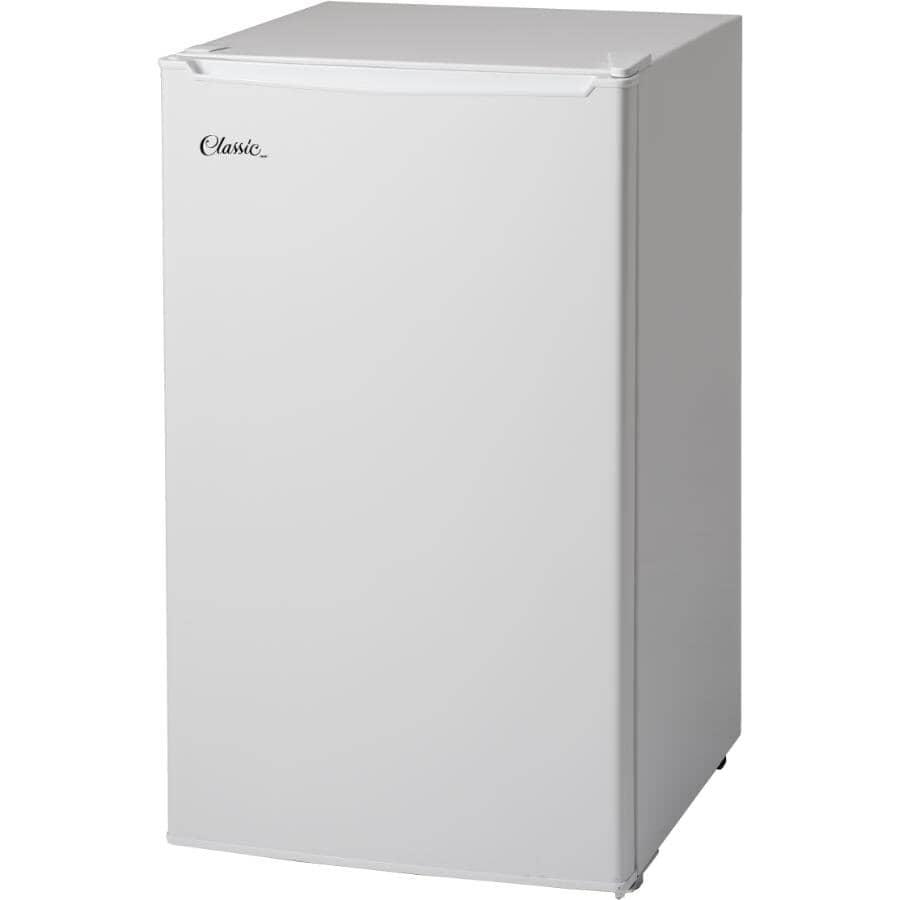CLASSIC:Mini Fridge - White, 3.5 cu. ft.