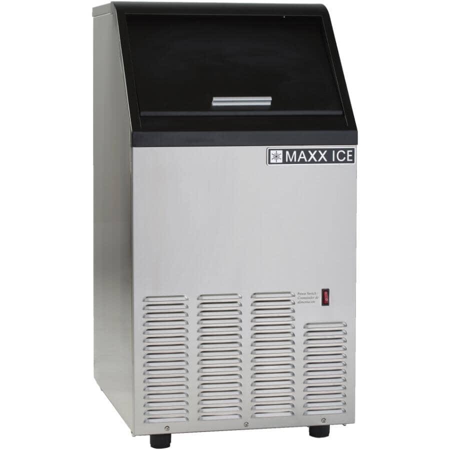 MAXX ICE:75lb Commercial Grade Indoor Ice Maker