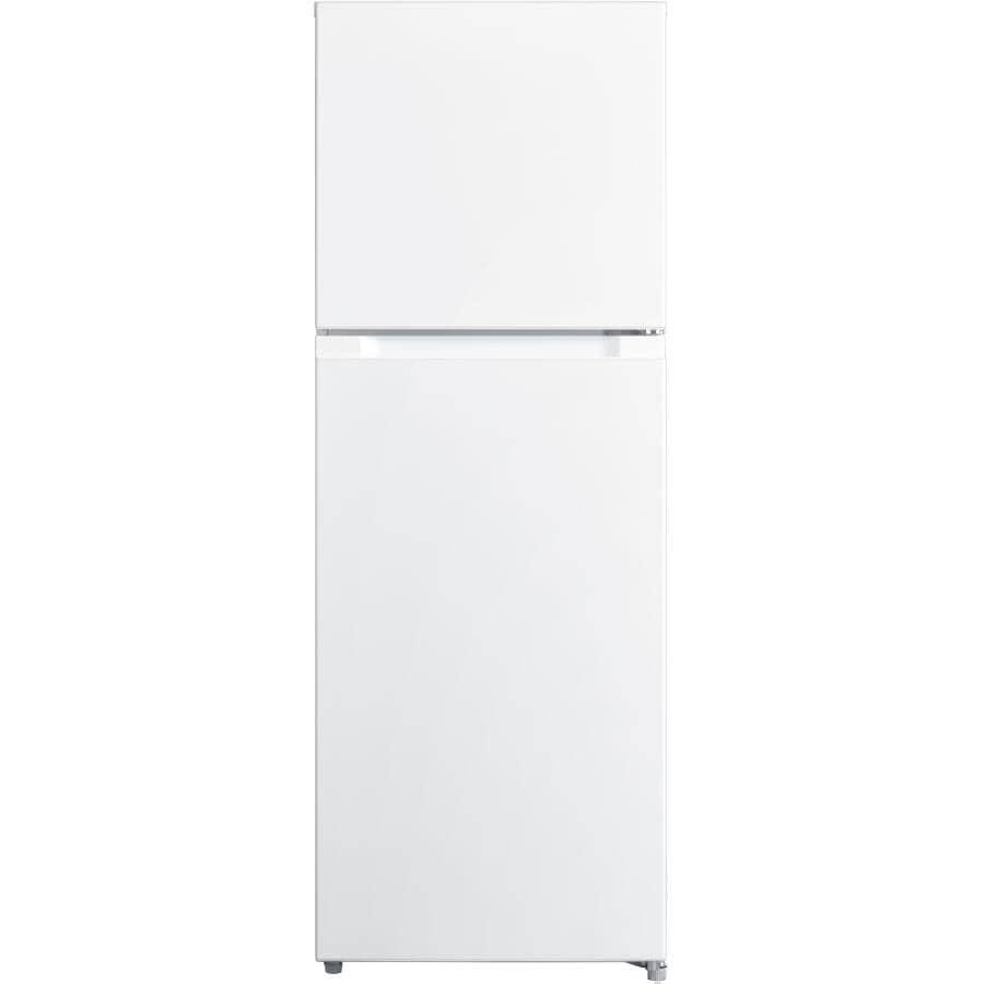 CLASSIC:10.1 cu. ft. Apartment Style Top Freezer Refrigerator (HD377FWEN) - White