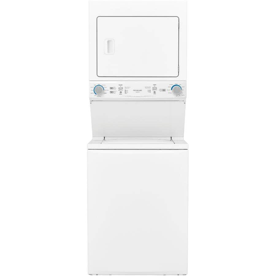 FRIGIDAIRE:Laundry Centre (FLCE752CAW) - White, 4.5 cu. ft. Washer & 5.5 cu. ft. Dryer
