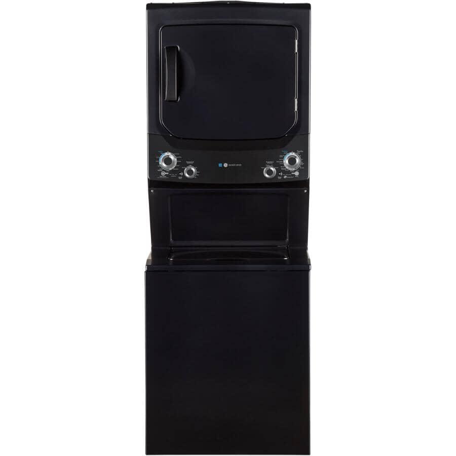 GE:Laundry Centre (GUD37EEMNDG) - Black, 4.5 cu. ft. Washer & 5.9 cu. ft. Dryer