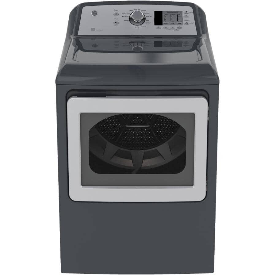 GE:7 cu. ft. Diamond Grey Dryer (GTD65EBMKDG)