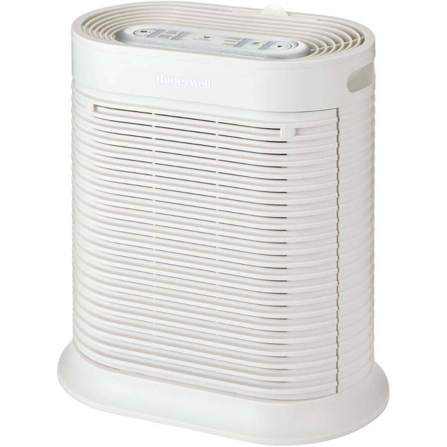 HONEYWELL:True HEPA Air Purifier - with Allergen Remover, White