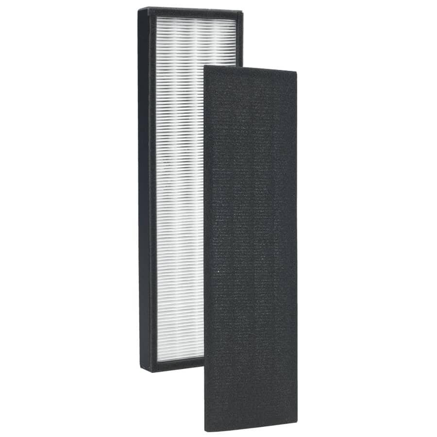 GERM GUARDIAN:Air Purifier True HEPA Replacement Filter (B) - for BXAP148 & AC4825 Air Cleaner