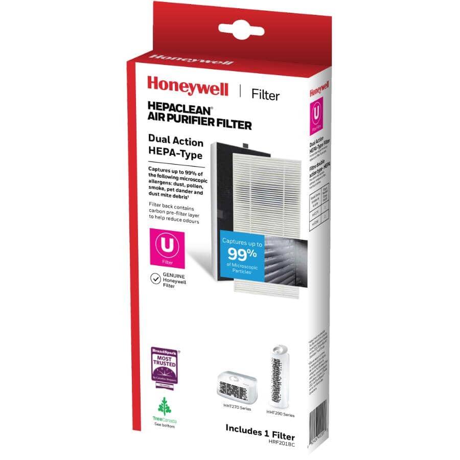 HONEYWELL:Air Purifier Dual Action Replacement Filter (U)