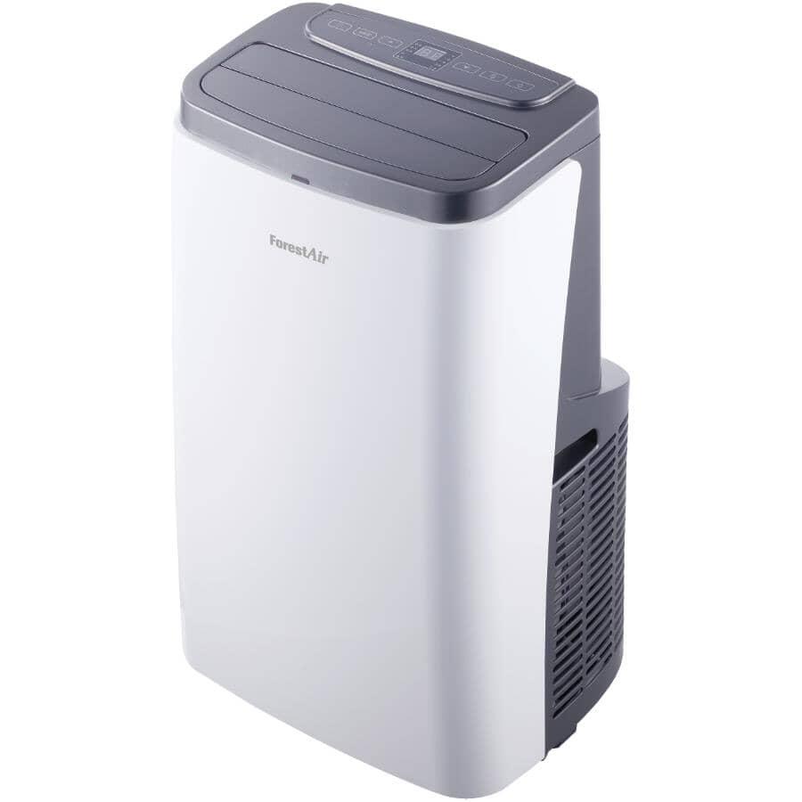 FORESTAIR:10,000 BTU 3-in-1 Portable Air Conditioner