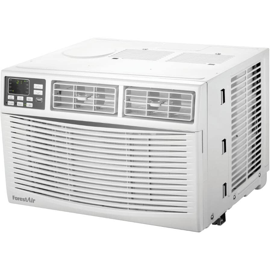 FORESTAIR:10,000 BTU Electronic Window Air Conditioner - with Remote