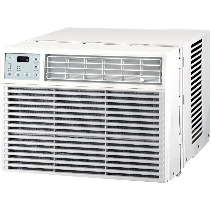 GREE:8,000 BTU Electronic Window Air Conditioner - with Remote