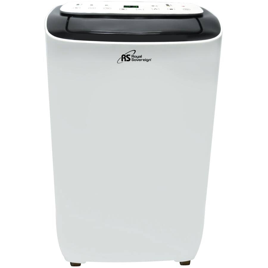 ROYAL SOVEREIGN:12,000 BTU 3-in-1 Portable Air Conditioner