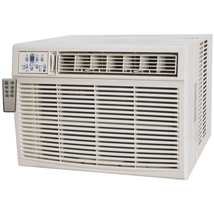 KOOLKING:Climatiseur de 18 000 BTU pour fenêtre, avec télécommande, 208 à 230 V