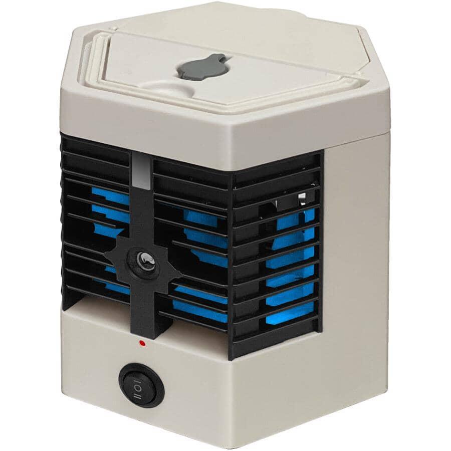 ARCTIC AIR ULTRA-PRO:Ultra-Pro Evaporative Air Cooler - Portable, White