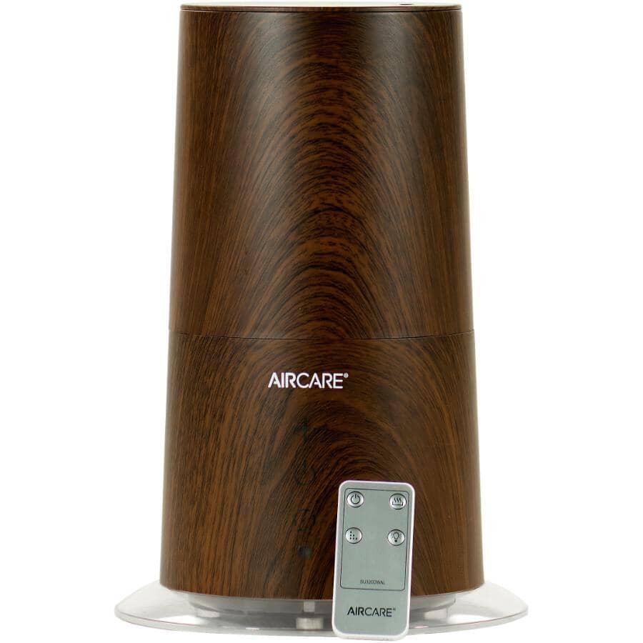 AIRCARE:Mesa Ultrasonic Cool Mist Humidifier - Walnut