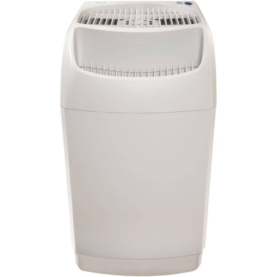 ESSICKAIR:Space Saver Evaporative Humidifier - 2300 sq. ft., White