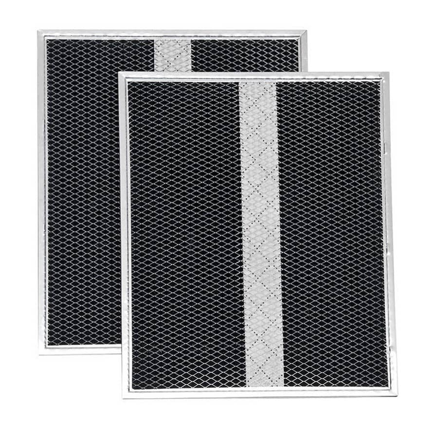 BROAN-NUTONE:Charcoal Range Hood Filters - for Allure 2S, 2 Pack