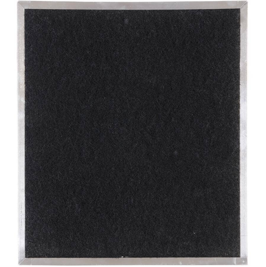 BROAN:Charcoal Range Hood Replacement Filters - for Non Ducted Hoods, 2 Pack