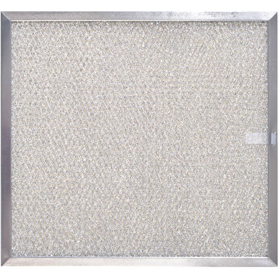 BROAN-NUTONE:Whispaire Range Hood Filter Replacement - Aluminum