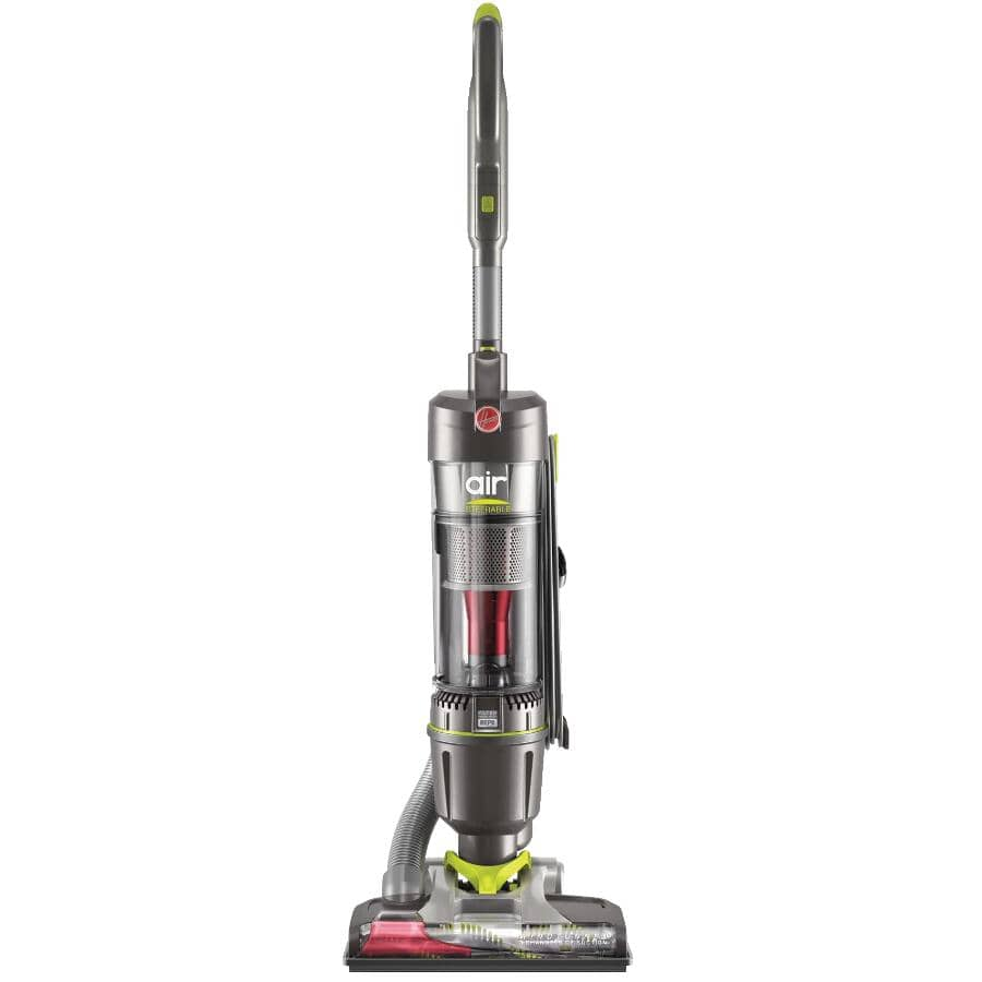 HOOVER:WindTunnel Pet Hair Bagless Upright Vacuum Cleaner - Air Steerable