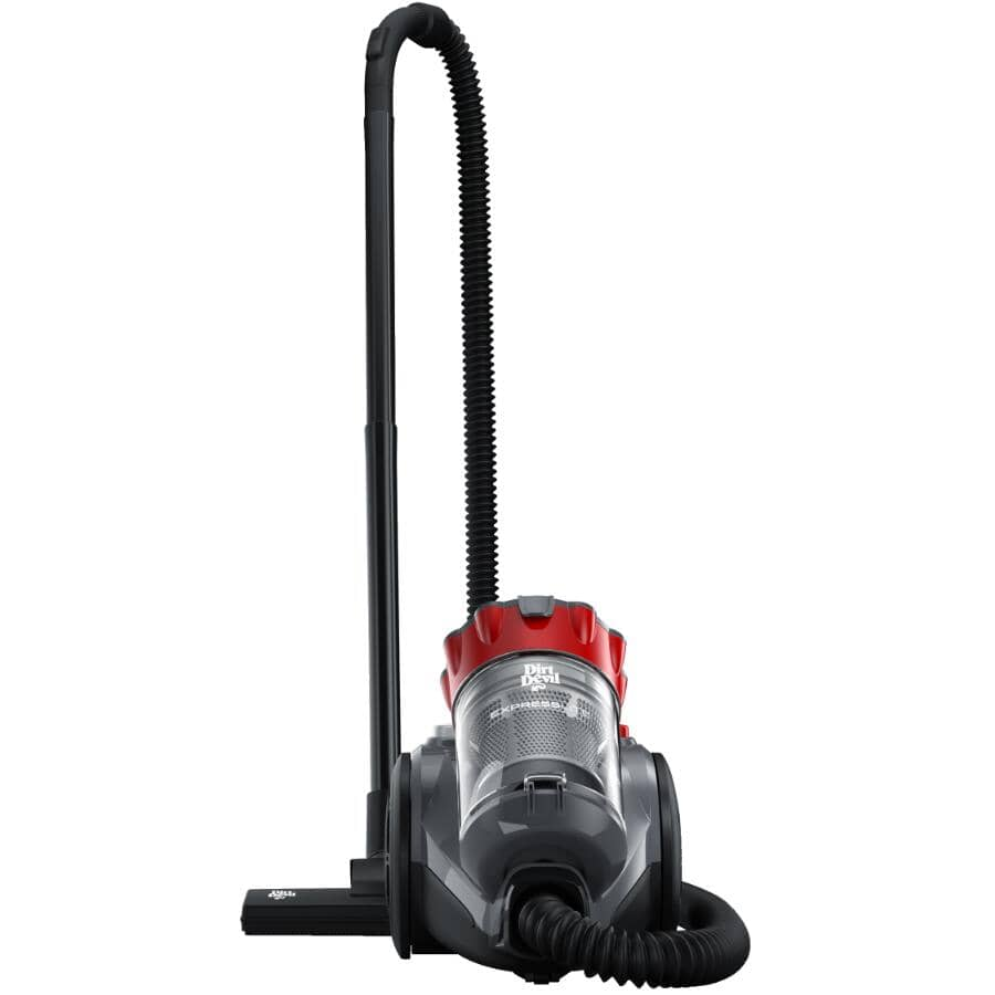 DIRT DEVIL:Express Lite Bagless Canister Vacuum Cleaner
