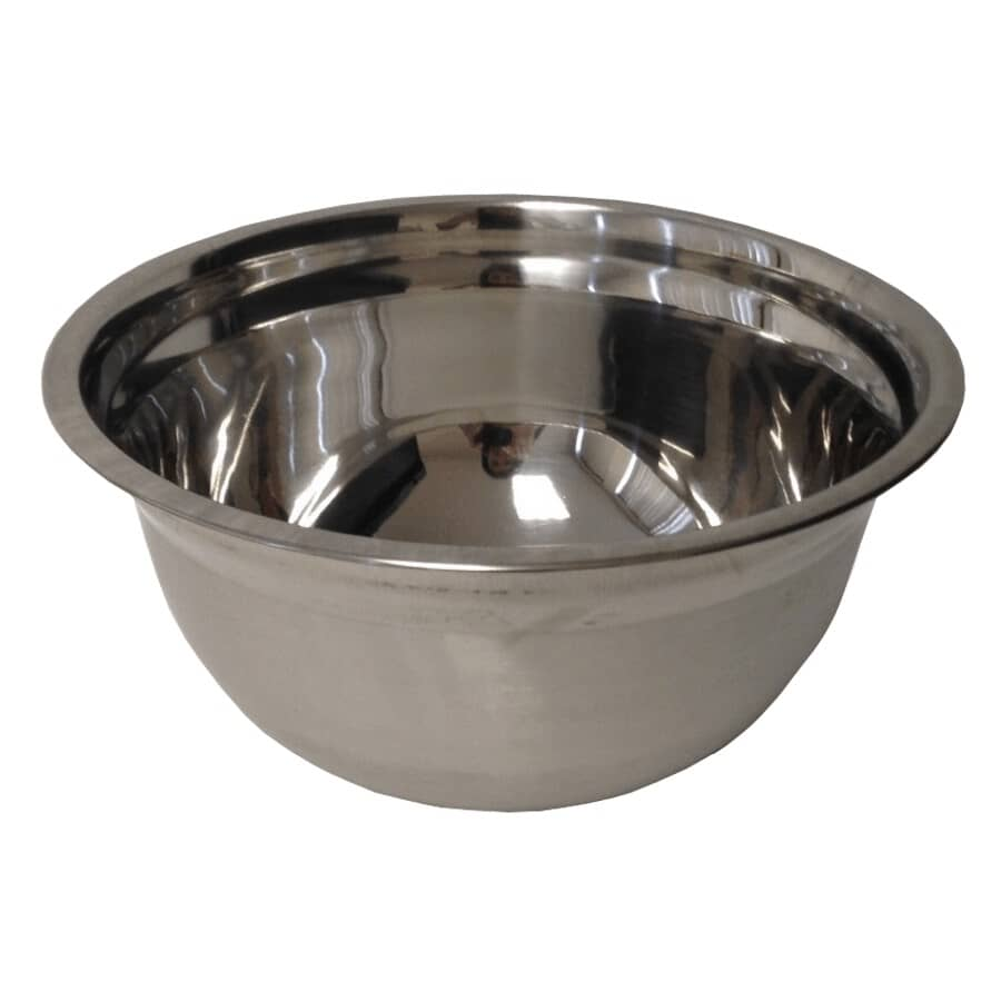 INSTYLE:Stainless Steel Deep Mixing Bowl - 7 Qt