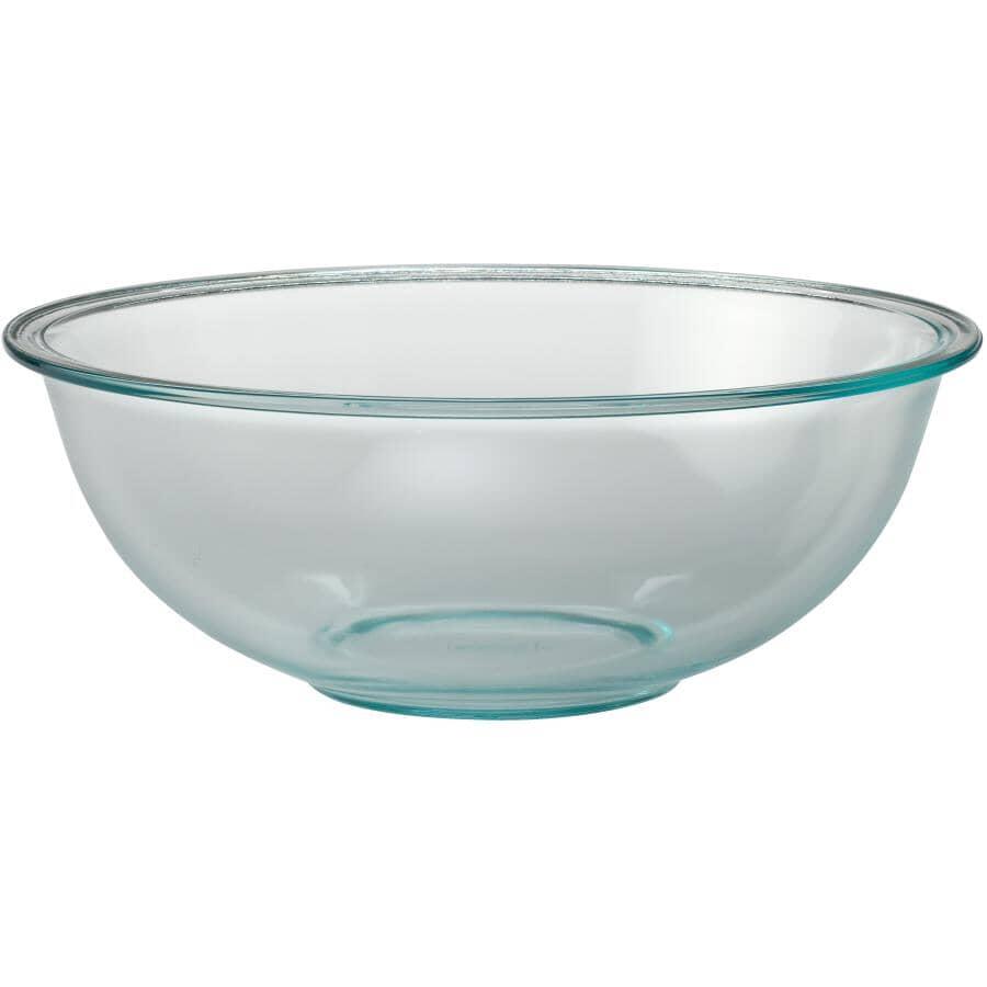 PYREX:Glass Mixing Bowl - 4 Qt