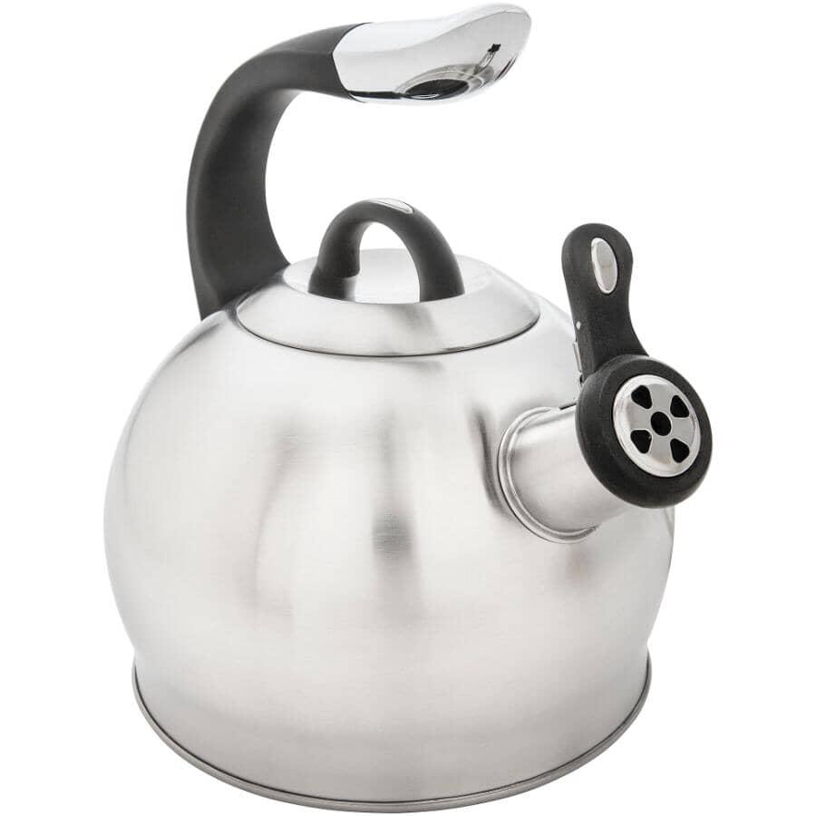 KURAIDORI:3L Stainless Steel Whistling Tea Kettle