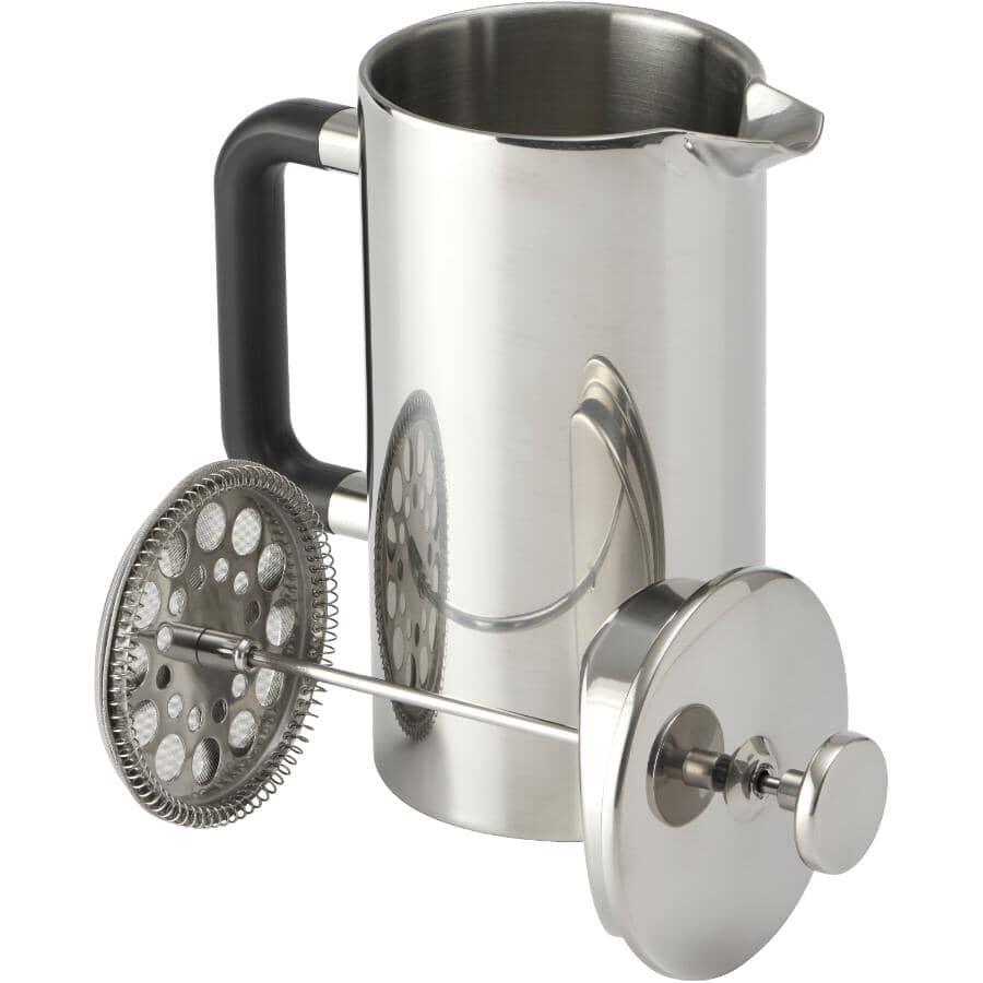KURAIDORI:1L Thermal Stainless Steel Coffee Press