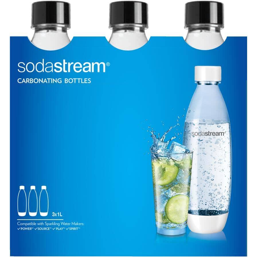 SODASTREAM:1 L Reusable Bottles - 3 Pack