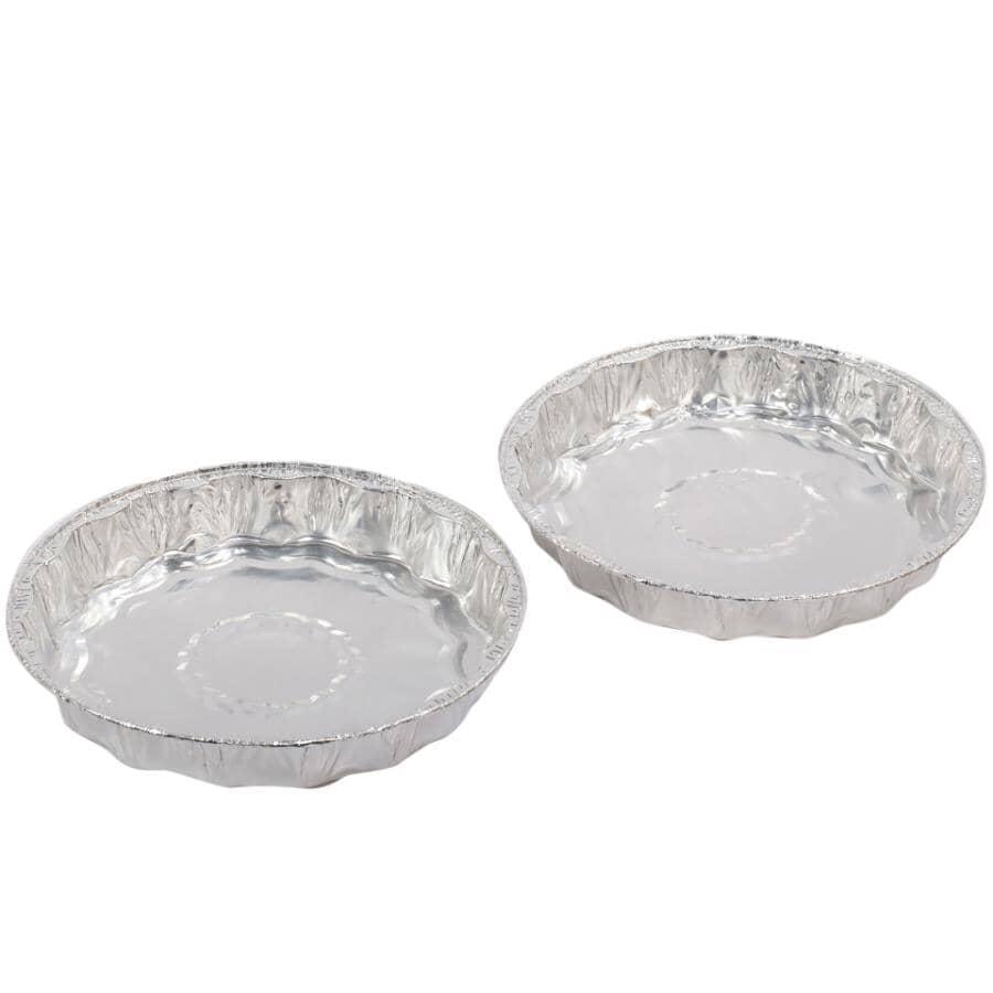 "CTG BRANDS:3 Pack 8.5"" x 1.3"" Round Foil Cake Pans"