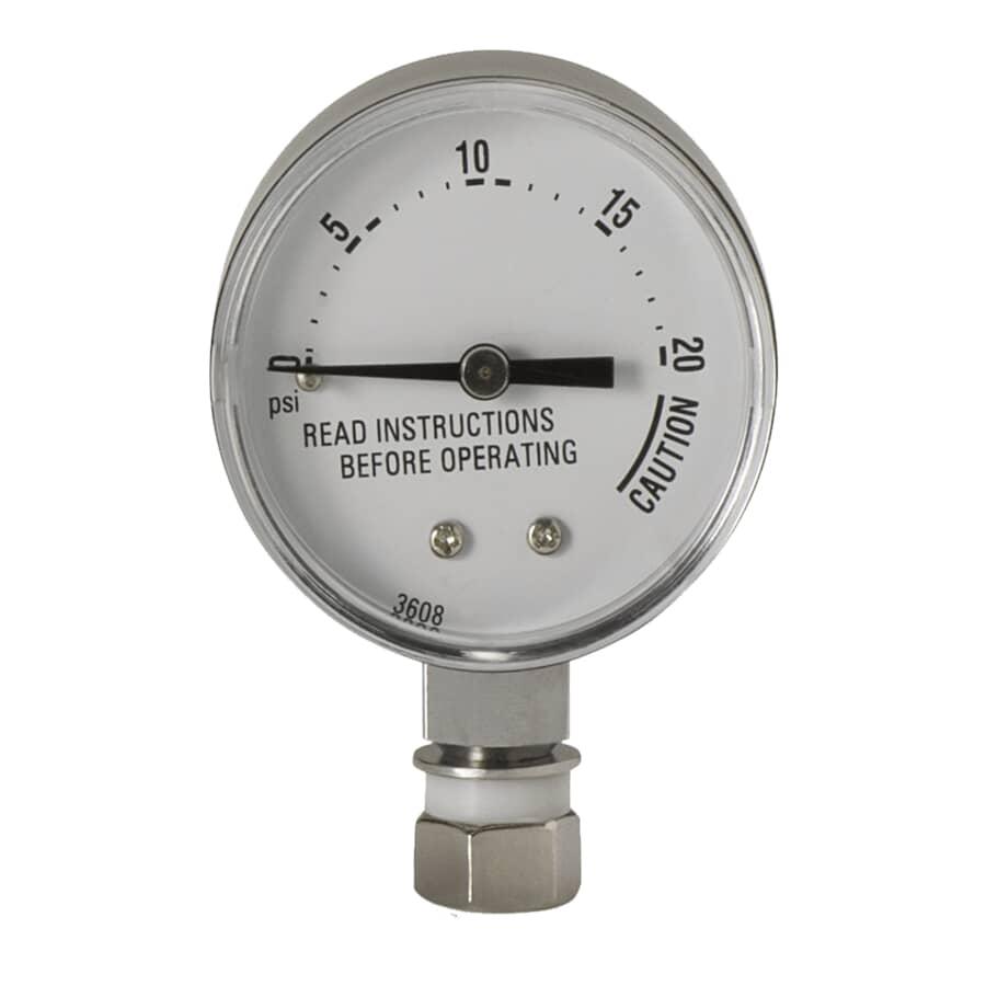 PRESTO:Pressure Canner Steam Gauge