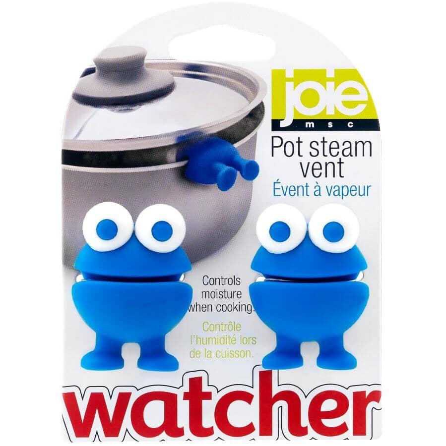 JOIE MSC:Watcher Pot Steam Vent - Assorted Colours