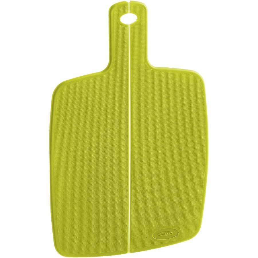"TRUDEAU:Plastic Foldable Cutting Board - 12"" x 8"""