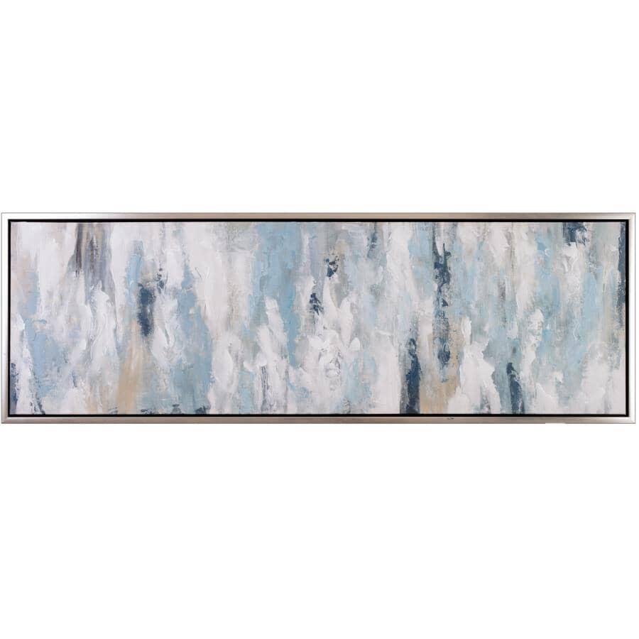 "STREAMLINE ART:22"" x 61"" Transcendental Sky Wall Plaque"