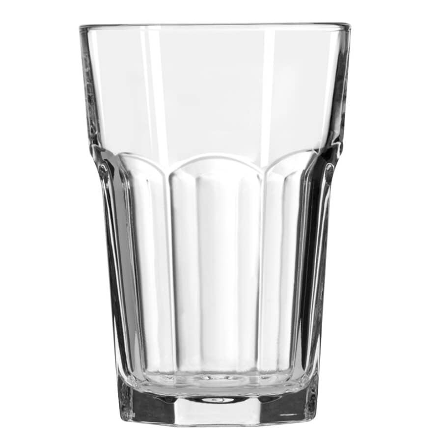 LIBBEY:Clear Gibraltar Beverage Glass - 14 oz