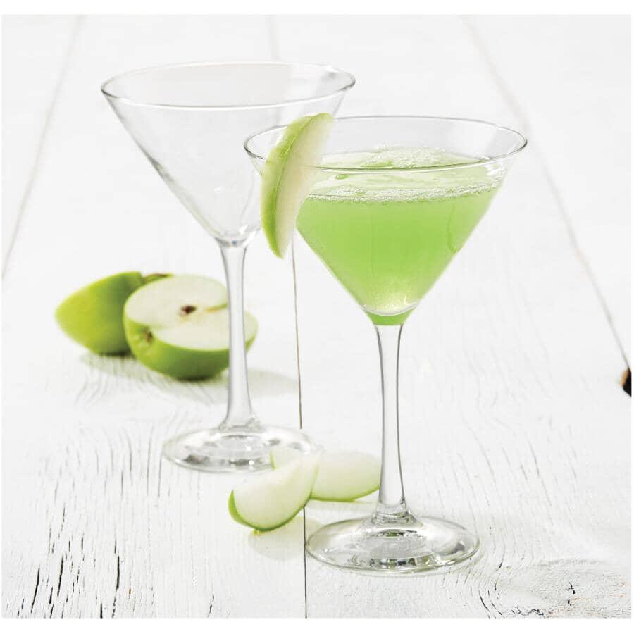 LIBBEY:Ensemble de 4 verres à martini Midtown, 12 oz
