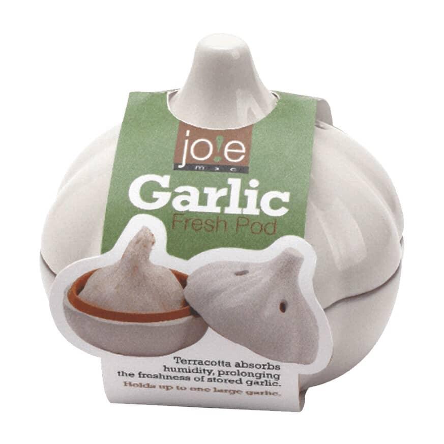 JOIE MSC:Terracotta Garlic Keeper
