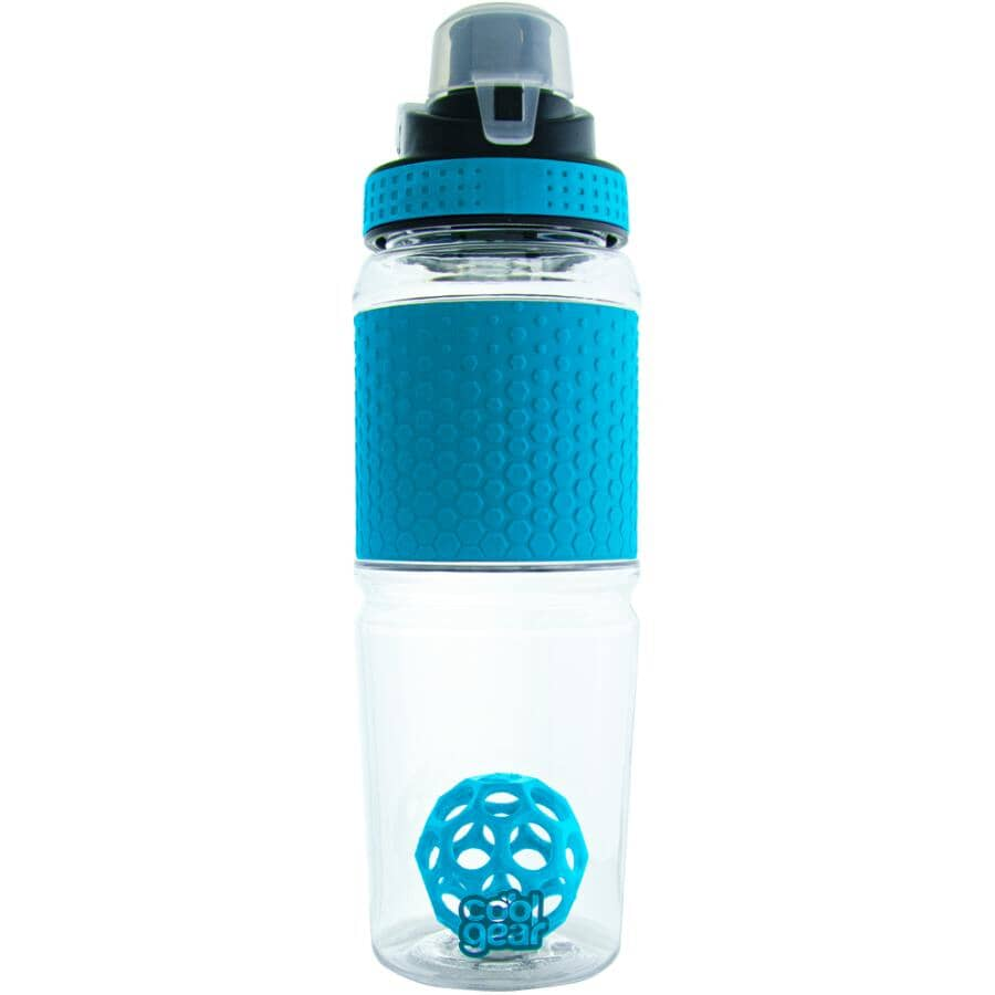 COOL GEAR:24oz Shaker Bottle, Assorted Colours