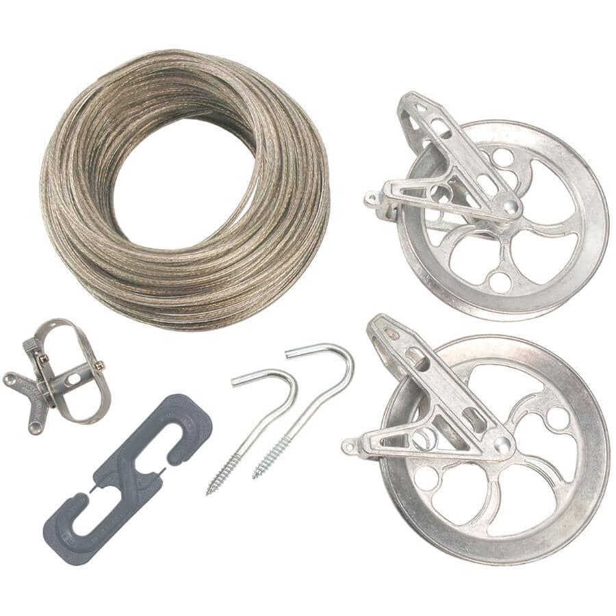 STRATA:Heavy Duty Clothesline Kit - 150'