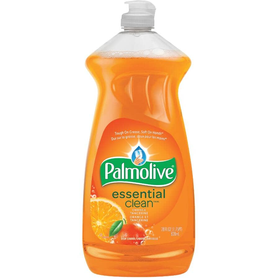 PALMOLIVE:828ml Orange Dish Soap