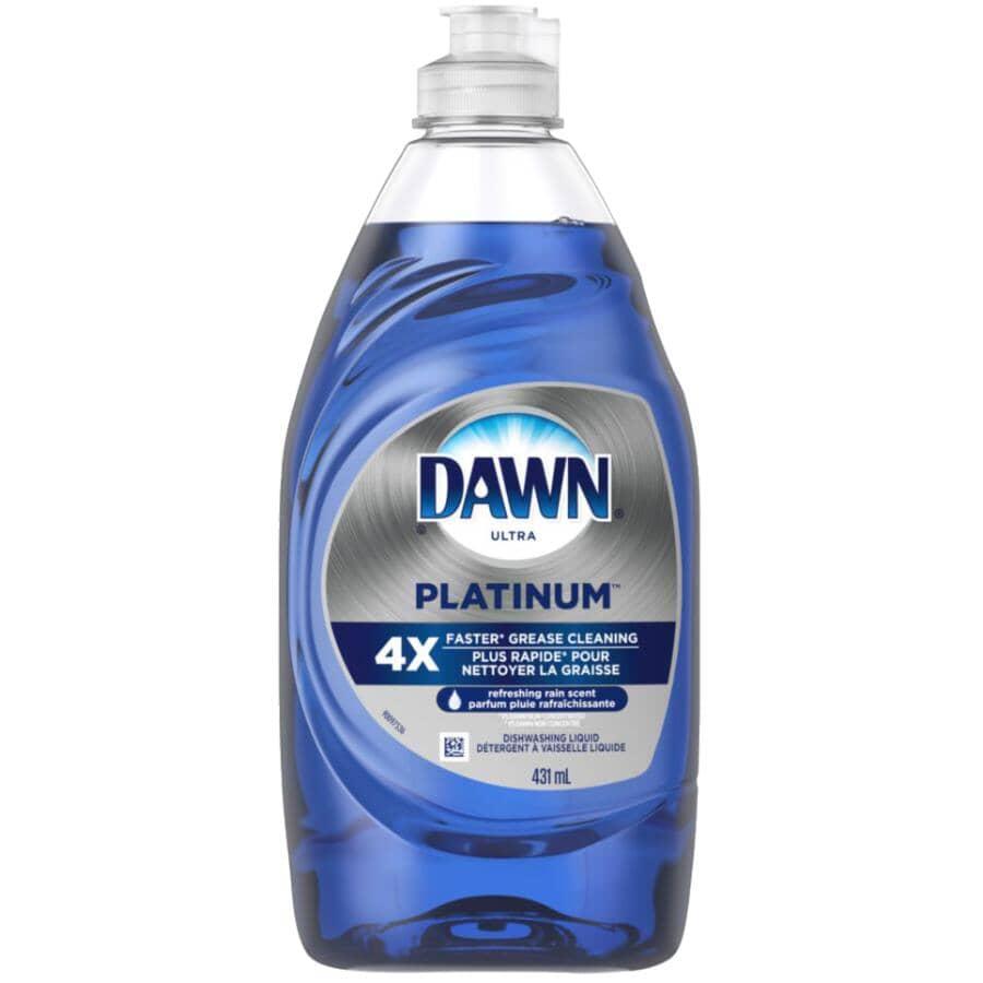 DAWN:Platinum Dish Soap - Refreshing Rain Scent, 479 ml