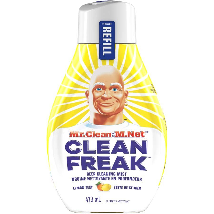 MR. CLEAN:473ml Refill All Purpose Mr Clean Lemon Scented Cleaner