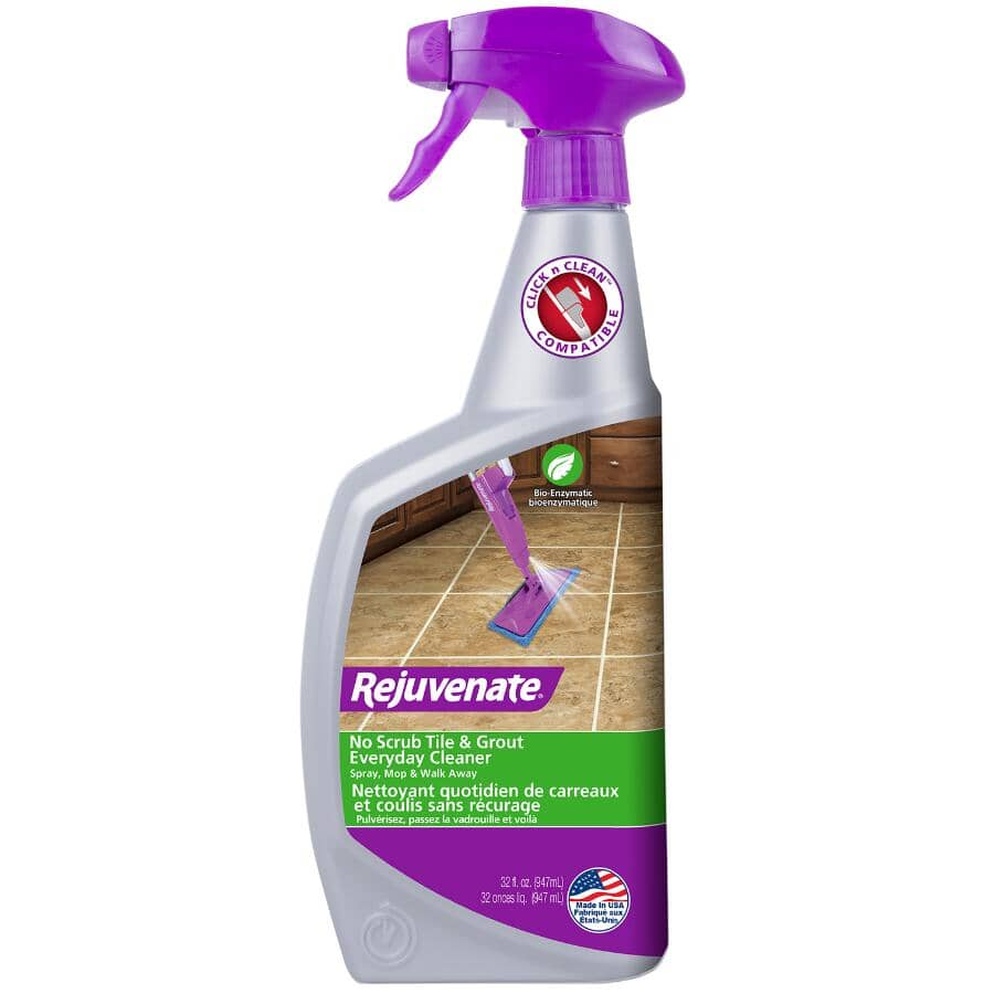 REJUVENATE:947 ml Tile and Grout Cleaner