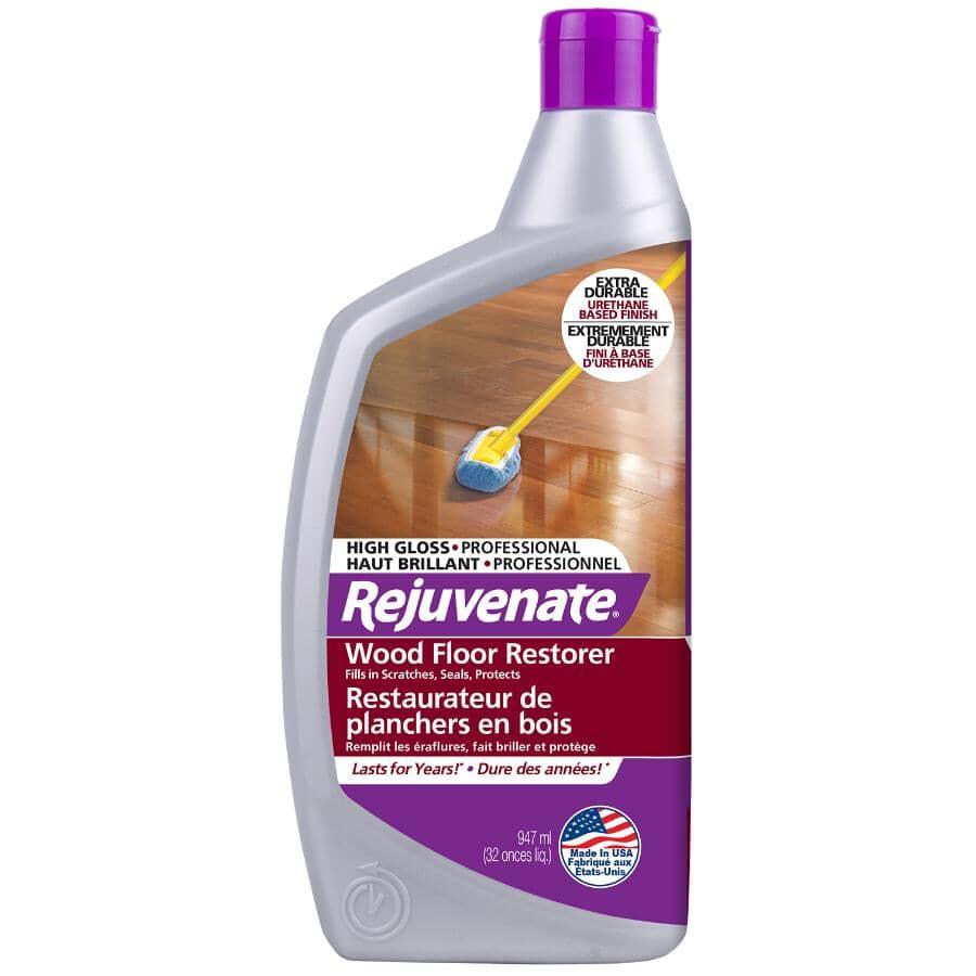 REJUVENATE:High Gloss Wood Floor Restorer - 947 ml