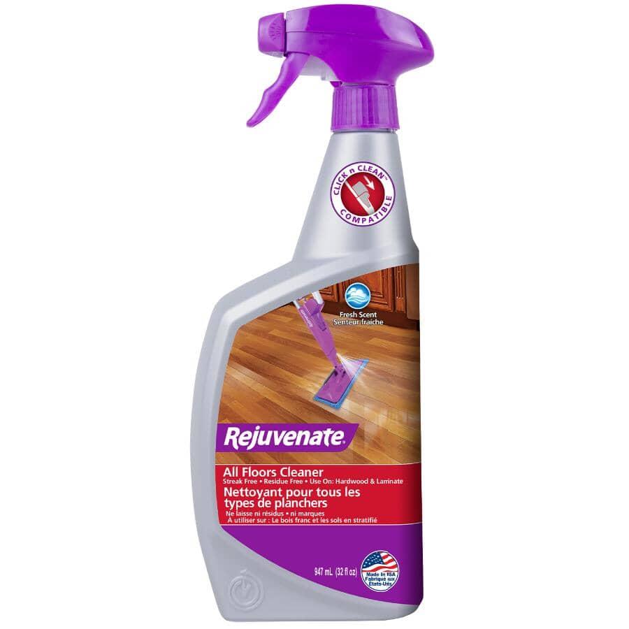REJUVENATE:947ml All Floor Cleaner
