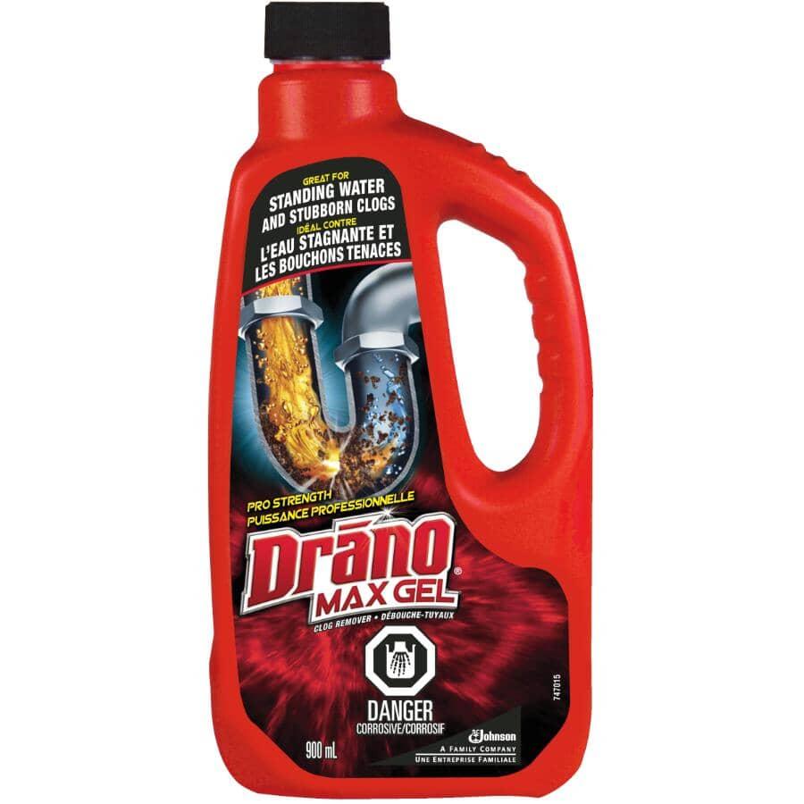 DRANO:900mL Max Drain Cleaner