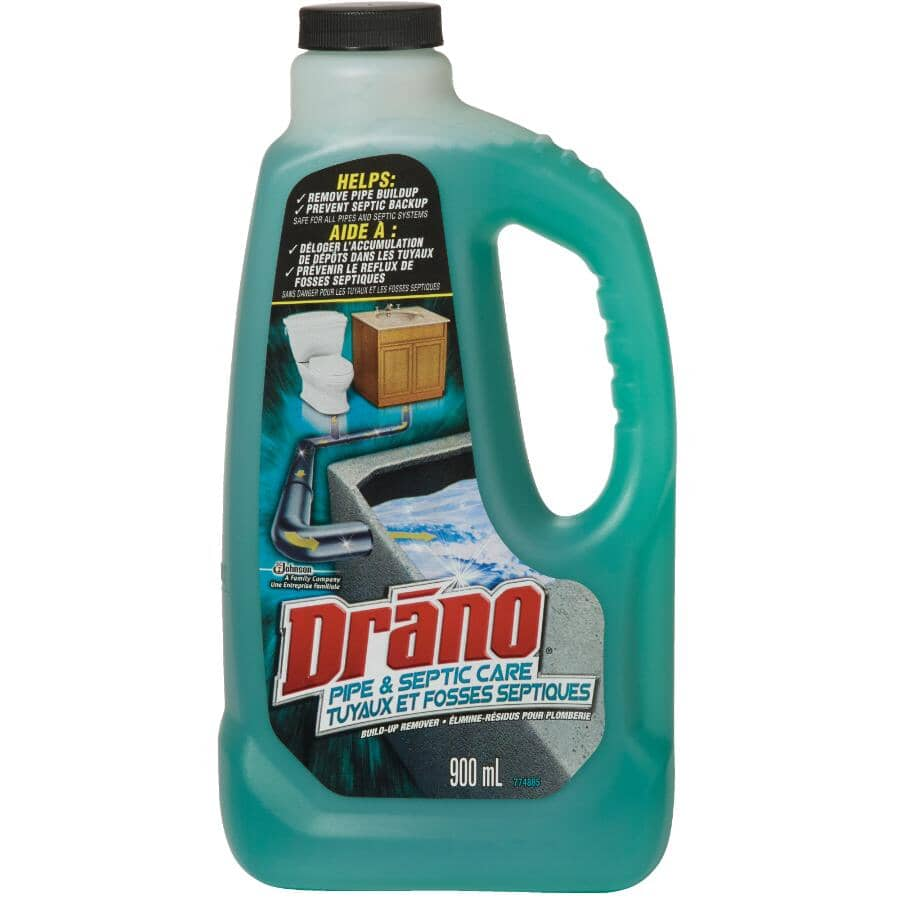 DRANO:900mL Build-Up Remover Drain Cleaner