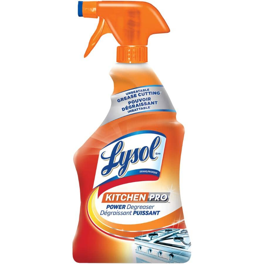 LYSOL:650mL Kitchen Degreaser Cleaner