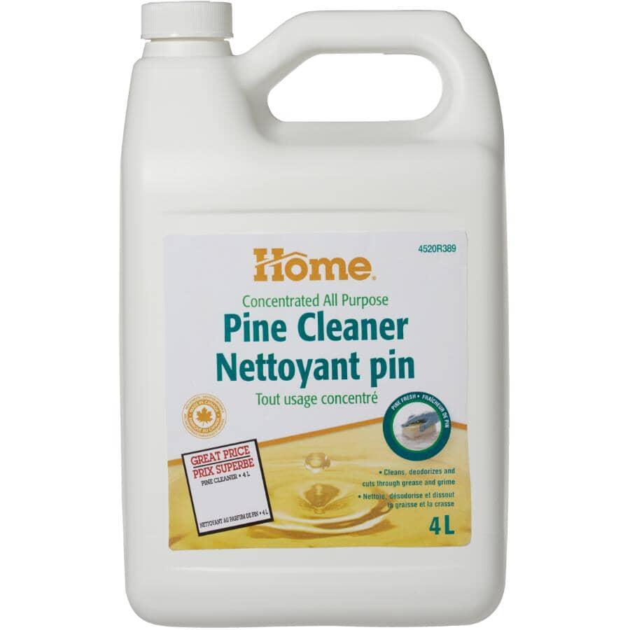 HOME:Nettoyant tout usage au parfum de pin, 4 L