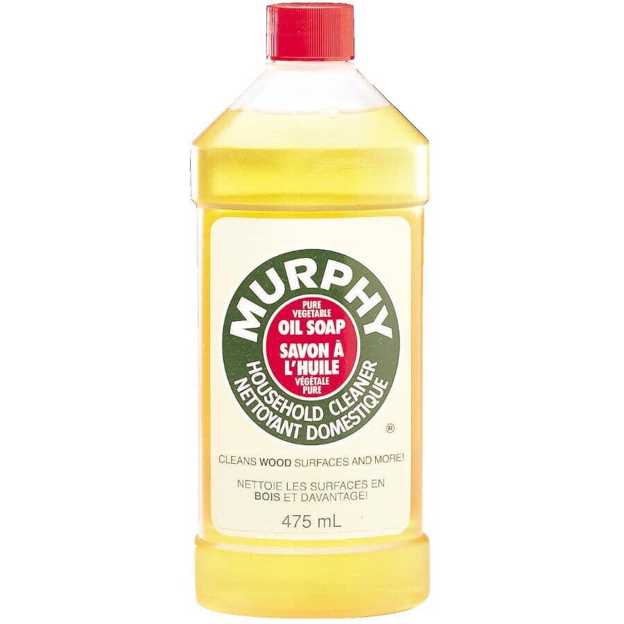 MURPHY:Nettoyant pour la maison, savon à l'huile végétale pure, 475 ml